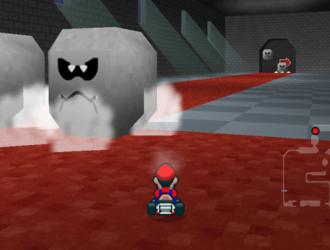 BFrancois's Mario Kart 64 Texture Pack Thumbnail