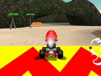 Kerber2k's Mario Kart 64 Texture Pack Thumbnail