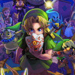 The Legend Of Zelda – Majoras Mask
