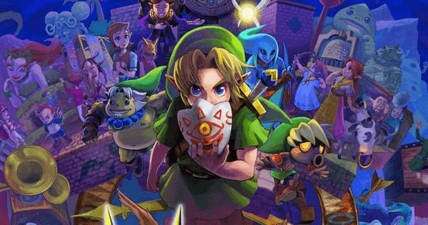 The Legend Of Zelda – Majoras Mask Thumbnail