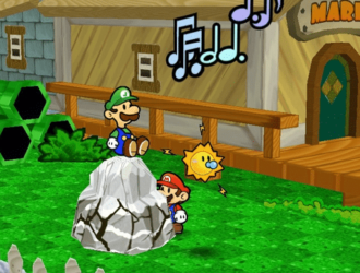Mollymutt and Co's Paper Mario Texture Pack Thumbnail