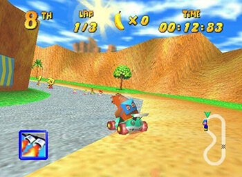 _pm_'s Diddy Kong Racing Texture Pack