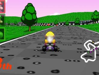 RiSio's Mario Kart 64 Texture Pack Thumbnail