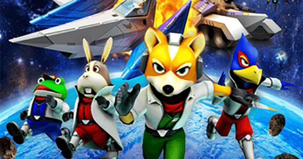 Star Fox 64 Thumbnail