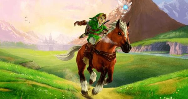 The Legend Of Zelda – Ocarina of Time Thumbnail
