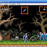 Visual Boy Advance Screenshot 1