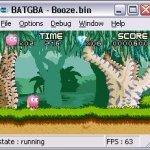 BatGBA Screenshot 2