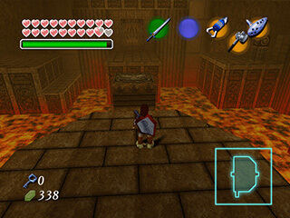LoZ Ocarina of Time – Community Texture pack
