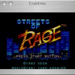 CrabEmu Screenshot 2