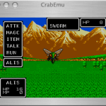 CrabEmu Screenshot 4