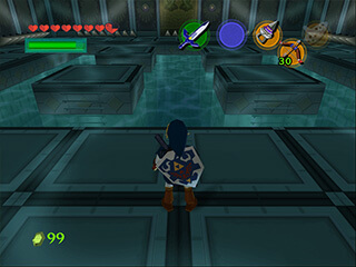 Djipis 2011 Cel Shade Ocarina of Time Texture Pack