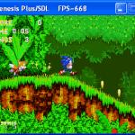 Genesis Plus!