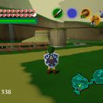 Djipis 2009 Cellshade Ocarina of Time Texture Pack Screenshot 1