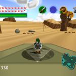 Djipis 2009 Cellshade Ocarina of Time Texture Pack Screenshot 6