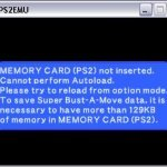 PS2emu Screenshot 2