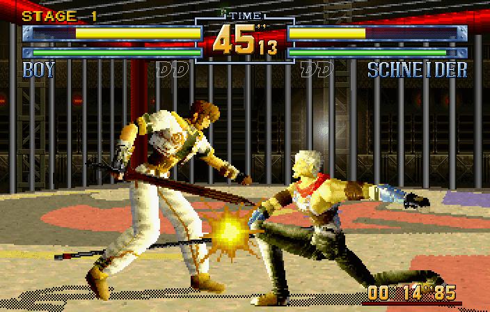 Summary -> Ssf A Nearlyperfect Sega Saturn Emulator Retrogaming