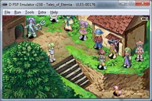 Soywiz PSP Emu Thumbnail