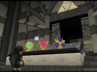 Zeth Alkars Ocarina of Time Texture Pack