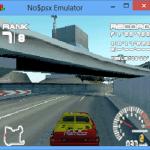 NO$PSX Screenshot 3