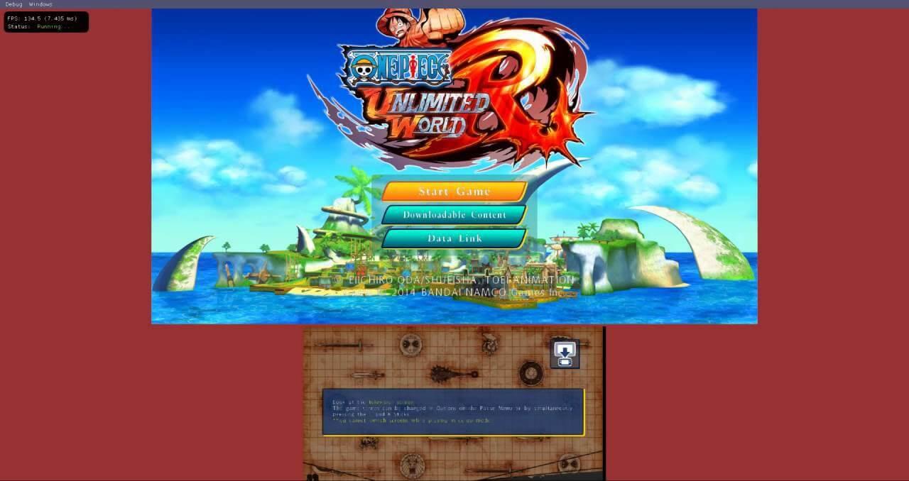Decaf Emulator Thumbnail