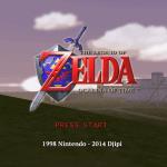 Djipis 2016 3DS Styled Ocarina of Time Texture Pack Screenshot 1
