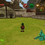 Djipis 2016 3DS Styled Ocarina of Time Texture Pack Screenshot 6