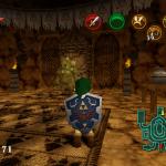 Djipis 2016 3DS Styled Ocarina of Time Texture Pack Screenshot 7