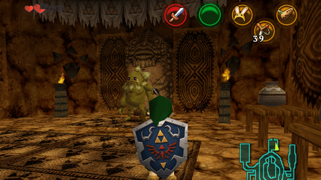Djipis 2016 3DS Styled Ocarina of Time Texture Pack Thumbnail