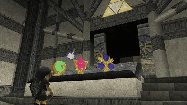 Zeth Alkars Ocarina of Time Texture Pack Thumbnail