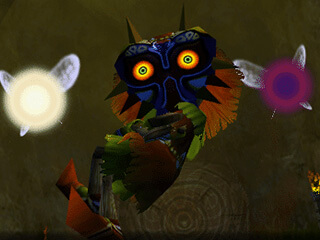 Djipi's 2016 3DS Style Majoras Mask Texture Pack