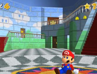 Hypatia's Mario Craft 64 Super Mario 64 Texture Pack Thumbnail