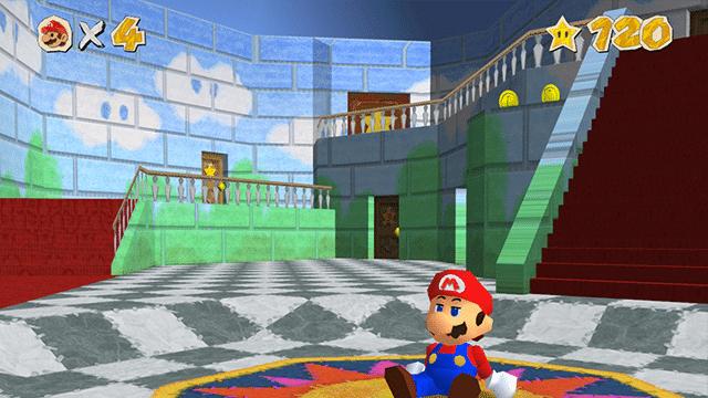 Hypatias Mario Craft 64 Texture Pack Thumbnail