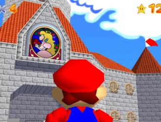 Mollymutt's Super Mario 64 Texture Pack Thumbnail