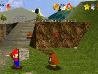 Nintemods (Eluxi) Super Mario 64 Texture Pack Thumbnail
