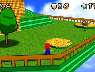 RiSo's Retro Super Mario 64 Texture Pack Thumbnail