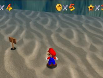 Kamran10's Super Mario 64 Texture Pack Thumbnail