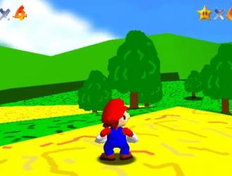 Lexluthors's Super Mario 64 Texture Pack Thumbnail