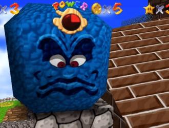 Mode7's Super Mario 64 Texture Pack Thumbnail