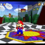 MU-TH-UR's Super Mario 64 Texture Pack Screenshot 3
