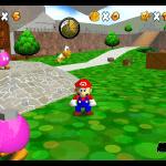 MU-TH-UR's Super Mario 64 Texture Pack Screenshot 5