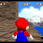 MU-TH-UR's Super Mario 64 Texture Pack Screenshot 8