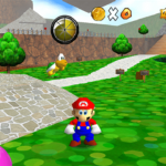 MU-TH-UR's Super Mario 64 Texture Pack