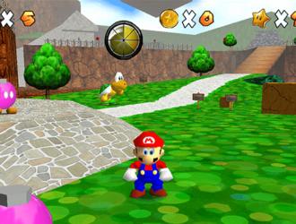 MU-TH-UR's (Razius) Super Mario 64 Texture Pack Thumbnail