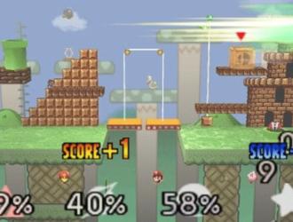 Gecko Lees Super Smash Bros Texture Pack Thumbnail